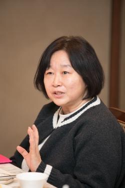 사회투자지원재단 문보경 상임이사